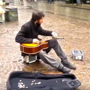 Непризнанные таланты: уличные музыканты, которые своей игрой сведут вас с ума.