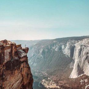 Потрясающие снимки дорожных приключений по Калифорнии.