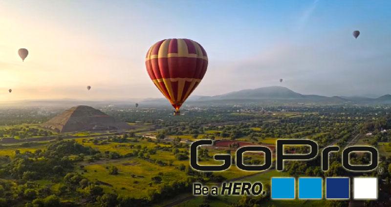 Самые эпичные видео 2016 года по версии Go Pro