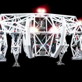 """""""Протез"""" первый в мире гоночный анти-робот от Furrion Robotics"""