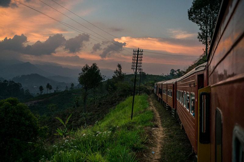Захватывающие приключения в фотографиях из Республики Шри-Ланка
