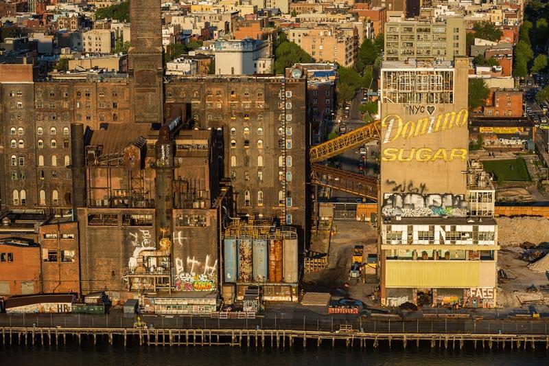 Городские снимки пейзажей с правильным ракурсом от Джорджа Штейнмеца.