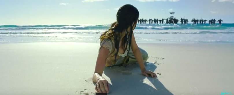 Премьера: вышел второй трейлер Пиратов Карибского моря 5: мертвецы не рассказывают сказки.
