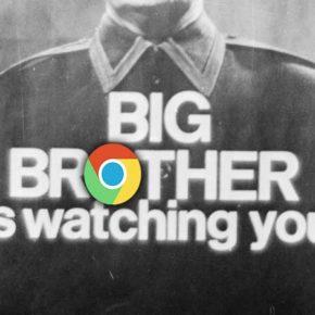 Как Google следит за тобой.
