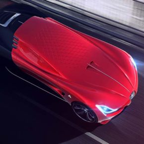 Невероятно крутой концепт автомобиля Alfa Romeo С18