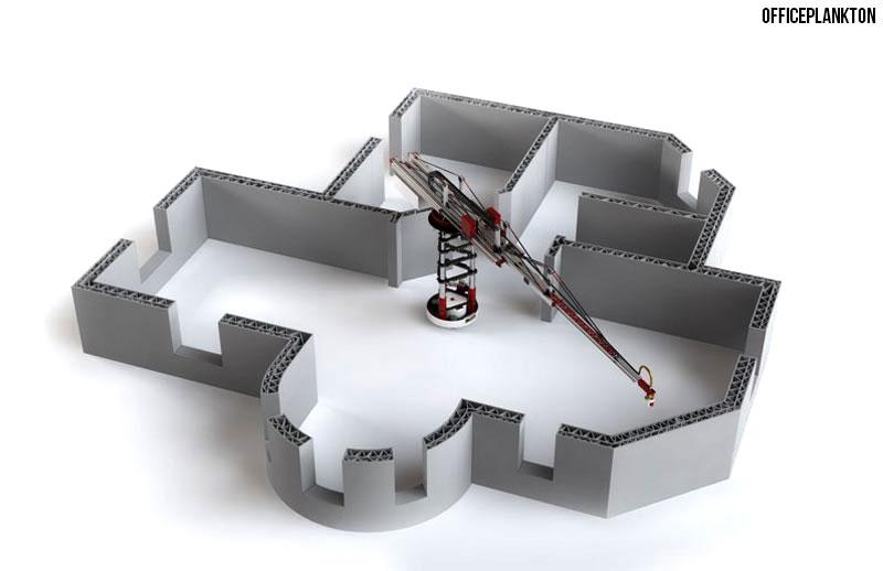 Напечатать дом на 3d принтере за 24 часа: как проект Apis Cor из Иркутстка стал прорывом в области домостроения.