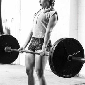 Изабель Лахелла: немного фитнес мотивации для девушек.