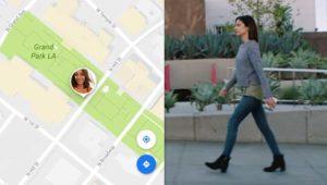 Новые Google Maps возможности помогут проследить за знакомыми.