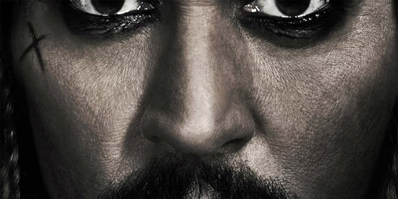 """Премьера! """"Пираты Карибского моря 5: Мертвецы не рассказывают сказки"""" обзавелся новым трейлером."""