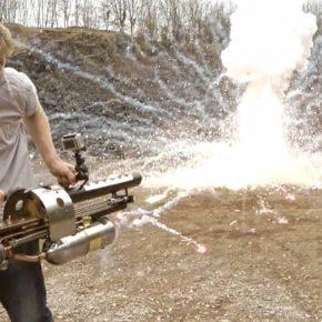 ТОП 10 самых крутых самодельных оружий, которые только смог создать человек.