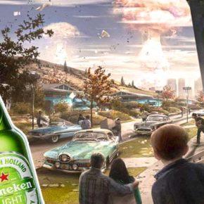 Что произойдет с пивом после ядерного взрыва.