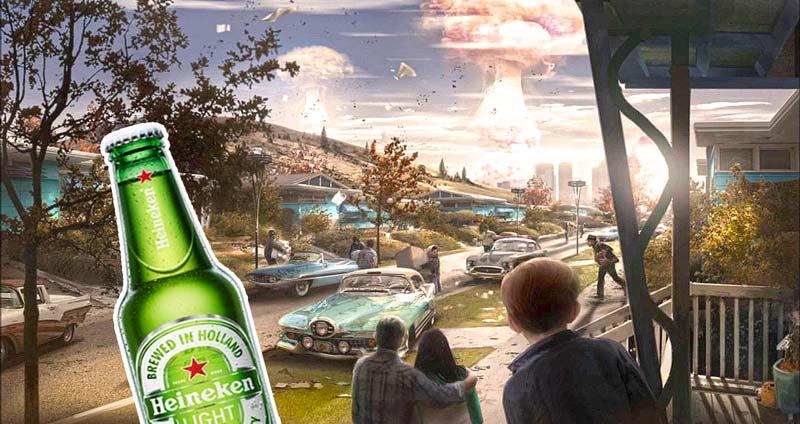 Ядерно-пивная наука: что произойдет с пивом после ядерного взрыва