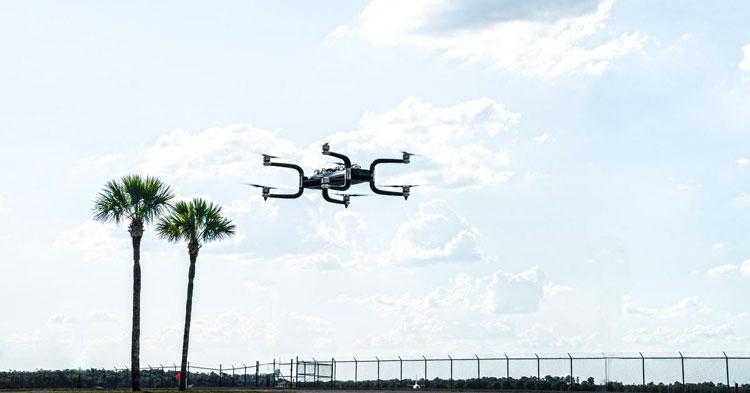 От игрушки до транспорта: как дроны будущего будут спасать людей