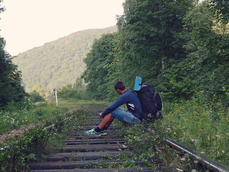 Как я бросил все, и поехал автостопом по Украине