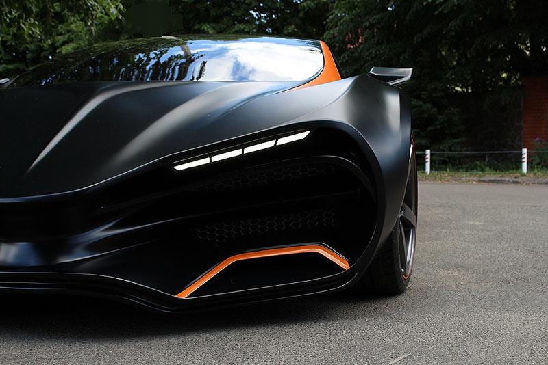 Проект HIMERA: когда первый украинский суперкар станет гордостью автопрома?