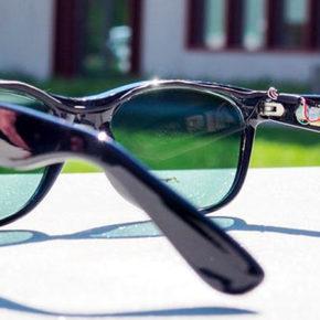 Как ты можешь заряжать гаджеты с помощью солнцезащитных очков