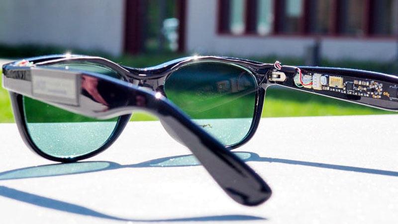 Как ты cможешь заряжать гаджеты с помощью солнцезащитных очков