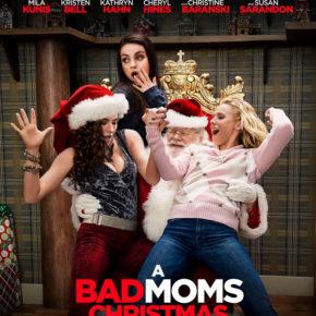 [18+]«Рождество очень плохих мамочек»: комедия, которую вы ждали