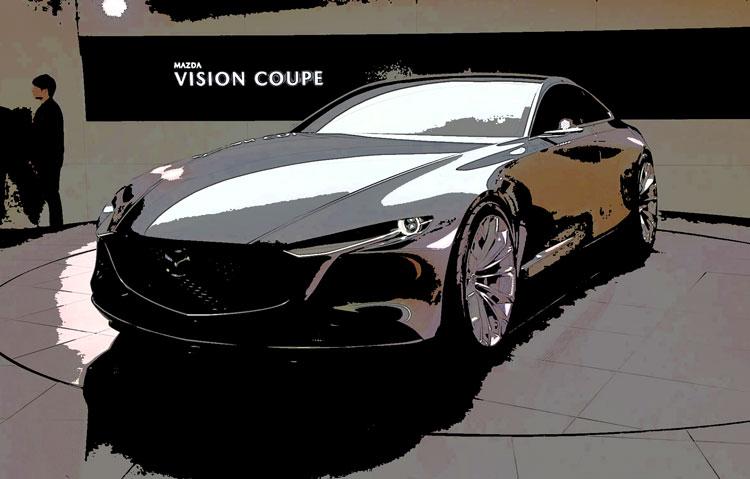 Футуристические концепты авто, которые перевернут весь мир