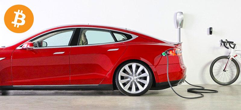 Нереальный майнинг криптовалюты: Tesla стал новым источником энергии