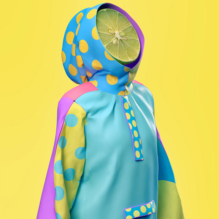 Теплый и ванильный японский сюрреализм в работах Кота Ямаджи