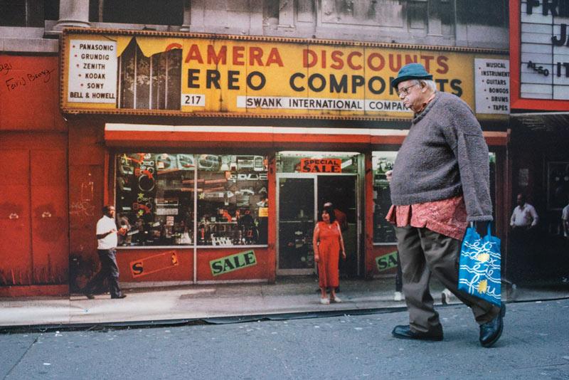 Тем временем в Нью-Йорке: веселые и забавные случаи из жизни