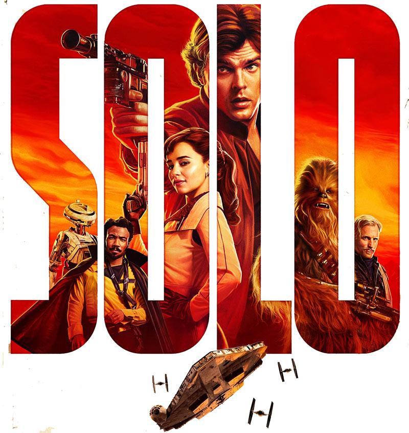 Неожиданно! Трейлер «Хан Соло» и Чубакке 190 лет