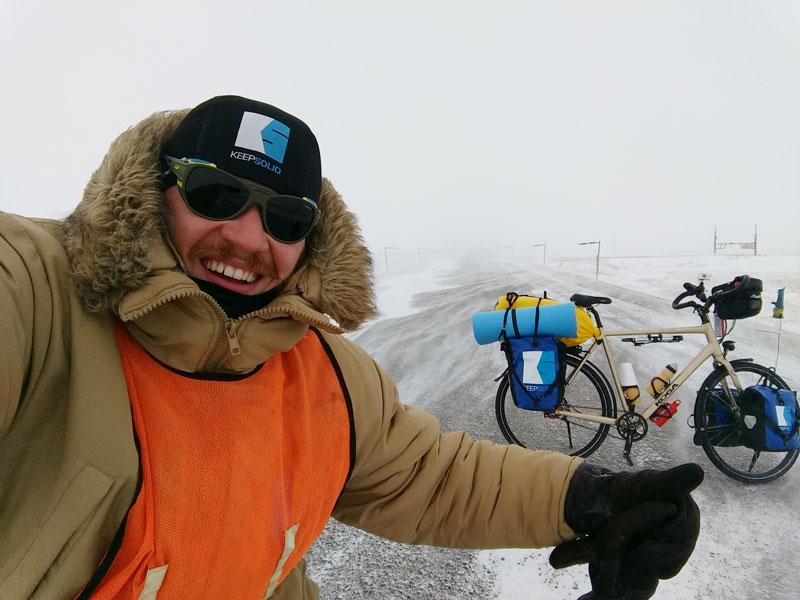 Руслан Верин: как я проехал от Аляски до Кубы на велосипеде