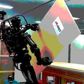Без халтуры и водки: HRP-5P - первый робот-строитель, который научился монтажу гипсокартона
