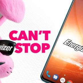 А он все идет и идет, и ничто его не остановит: смартфон от Energyzer с батареей на 18 000 мАч