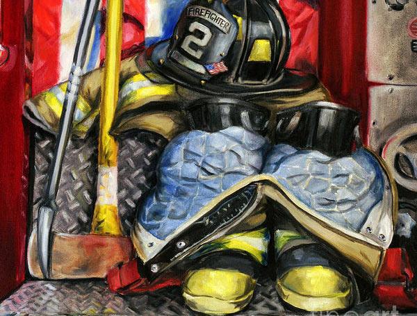 Создать огонь, не разжигая спичек: 10 книг о пожарах и пожарниках
